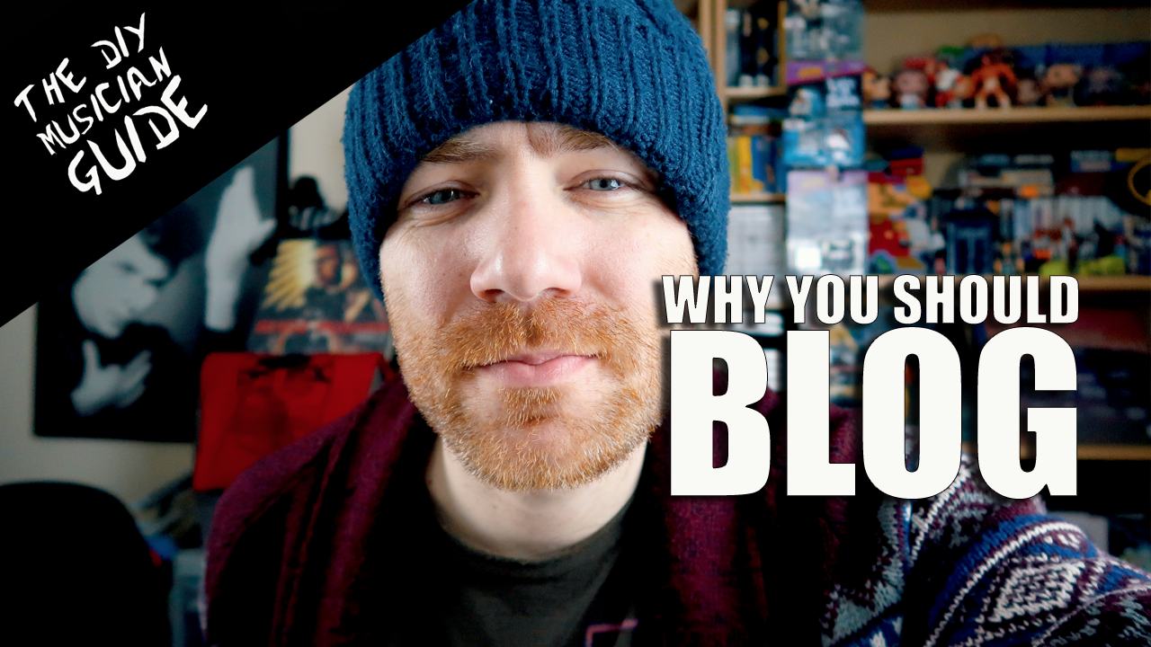 Why Every Band Needs to Blog