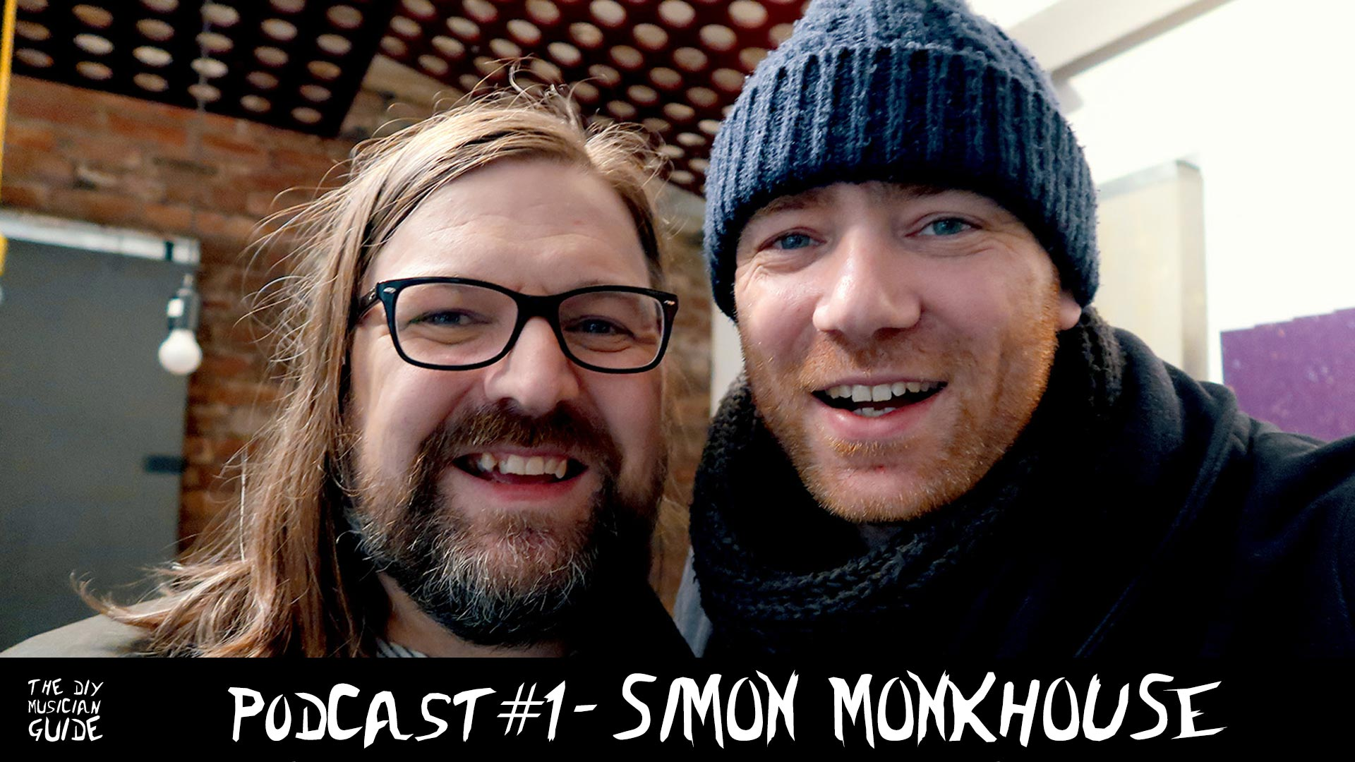 Simon Monkhouse | The DIY Musician Guide Podcast #1