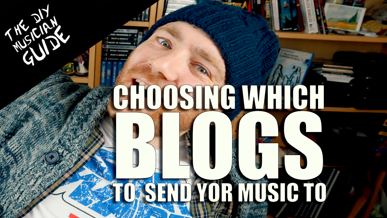 Choosing Which Blogs to Send Your Music To
