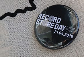 Record Store Day Badge 2018