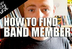 Finding Band Members