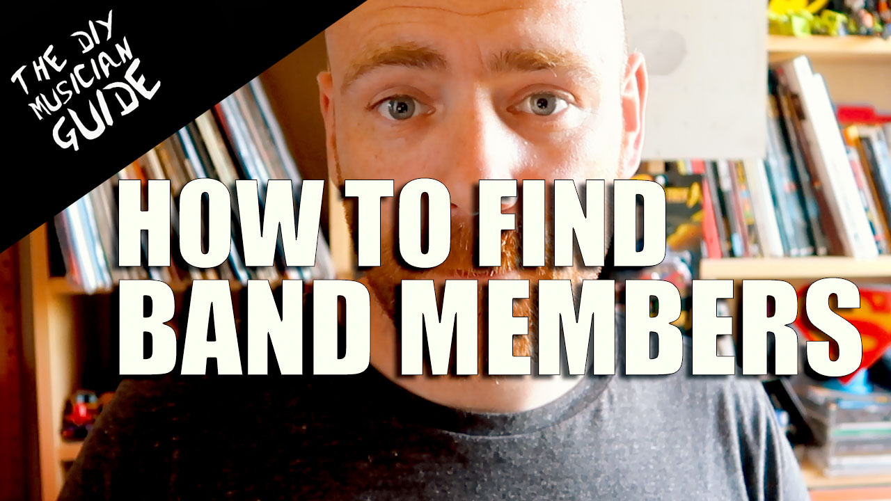 How to Find Band Members