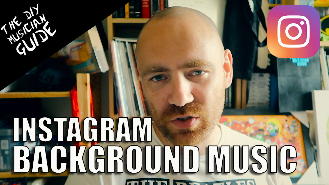 Adding Background Music to Your Instagram Stories
