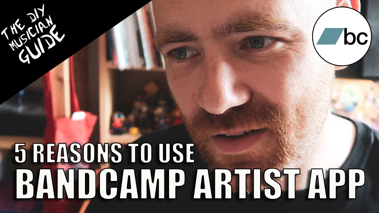 5 Reasons Why You Should Be Using the Bandcamp Artists App