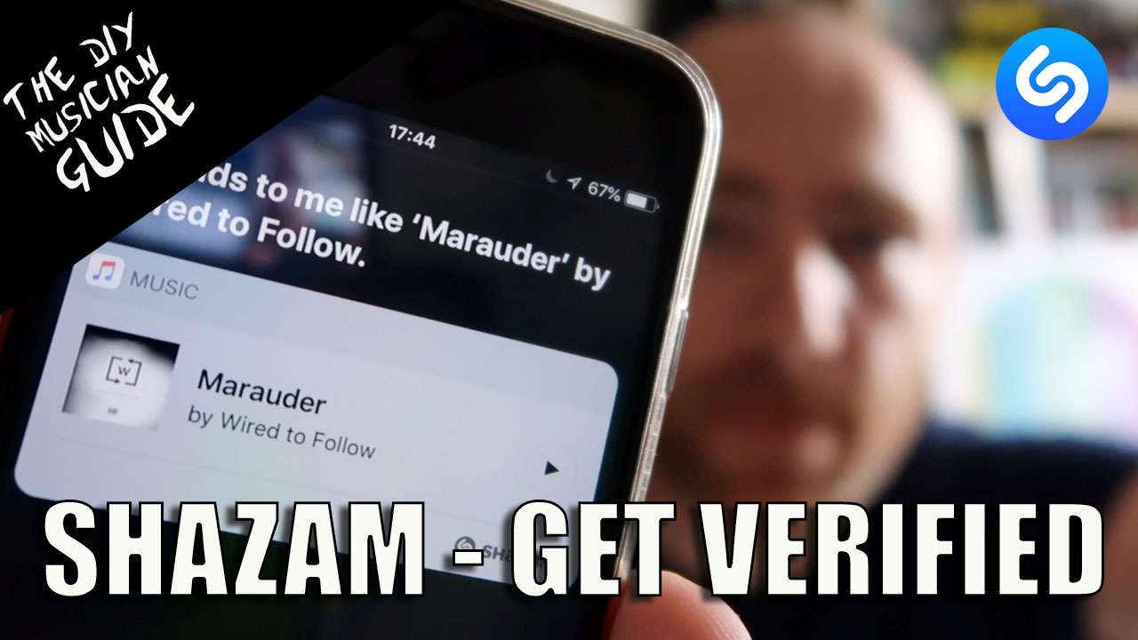 Shazam –  Get Verified and Access Your Shazam for Artists Account