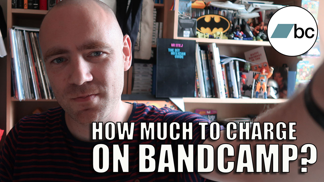 How Much Should You Charge on Bandcamp?