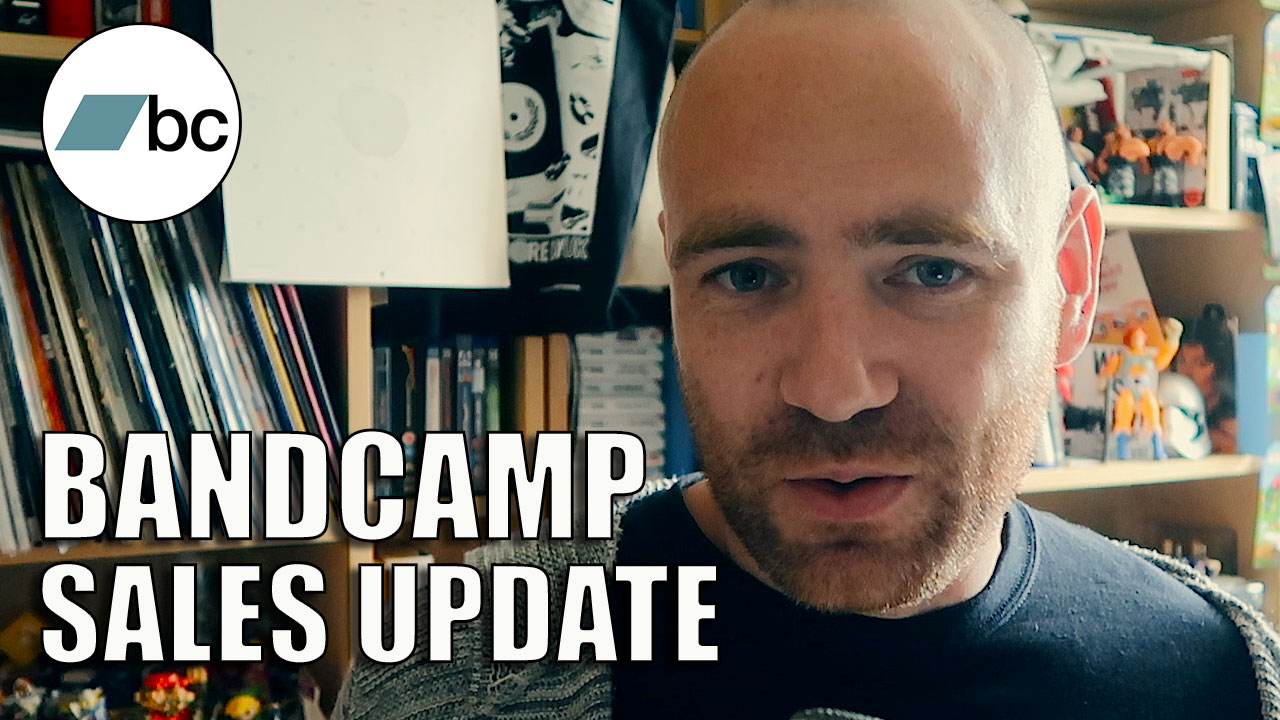 Bandcamp Sales Update – How Did it Go?