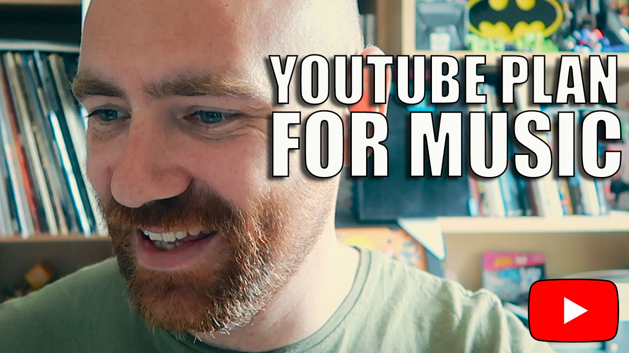 YouTube Plan for Music