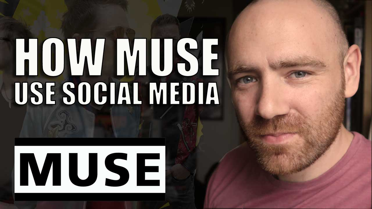 How Muse Use Social Media to Promote their Music & Brand
