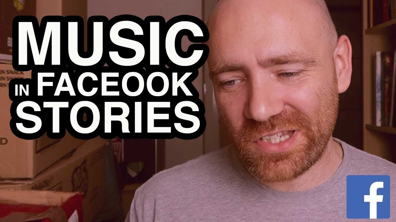 How to add Music to Facebook Stories