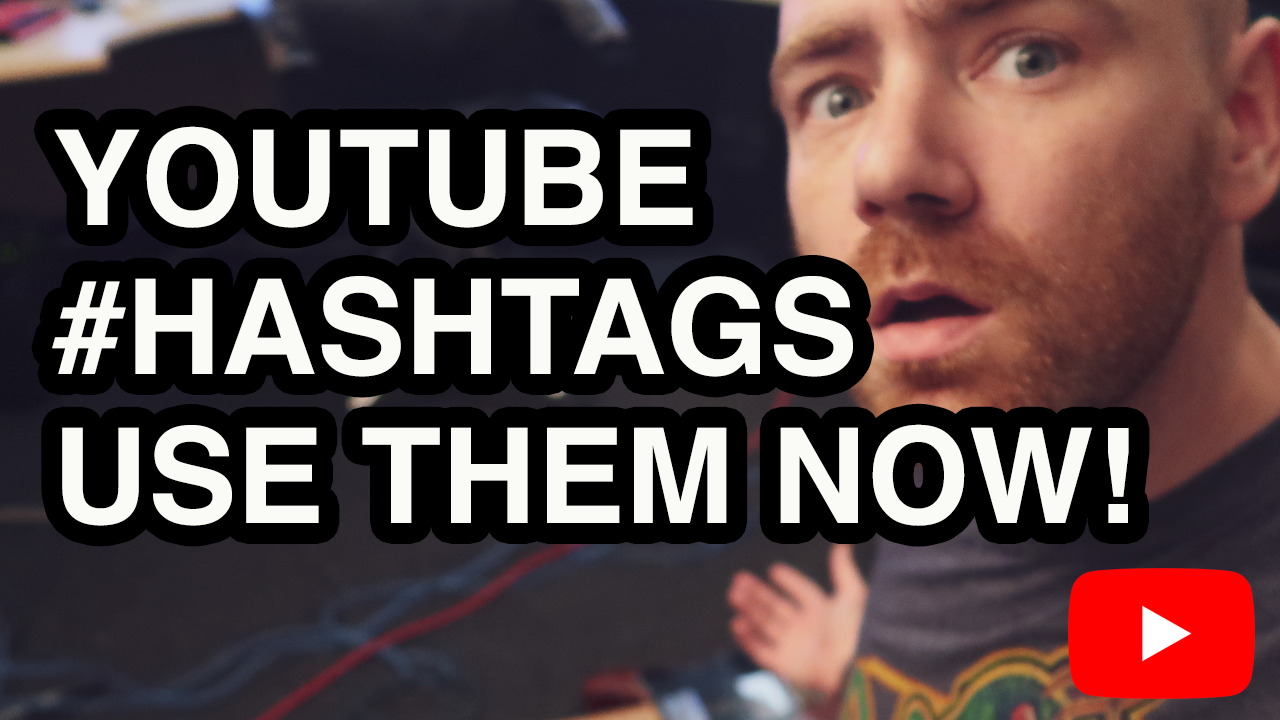 YouTube Hashtags for Musicians – Use Them Now!