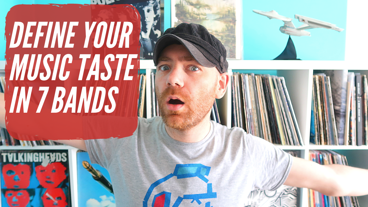 Define Your Music Taste in 7 Bands – Video Challenge!