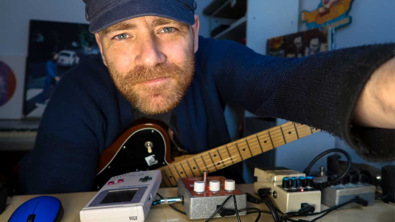 Ambient Guitar Ideas #2  – Your Whisper From the Dark