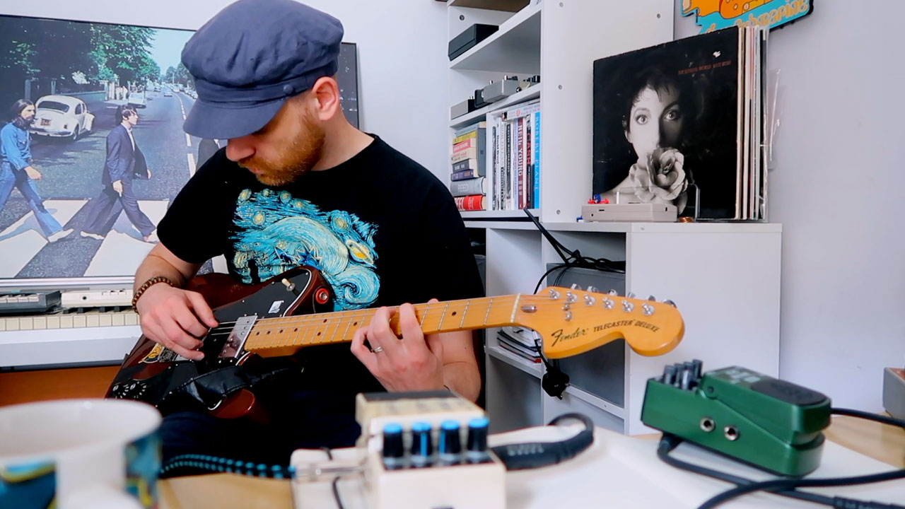 Ambient Guitar Ideas #3 – Love the Bones of You