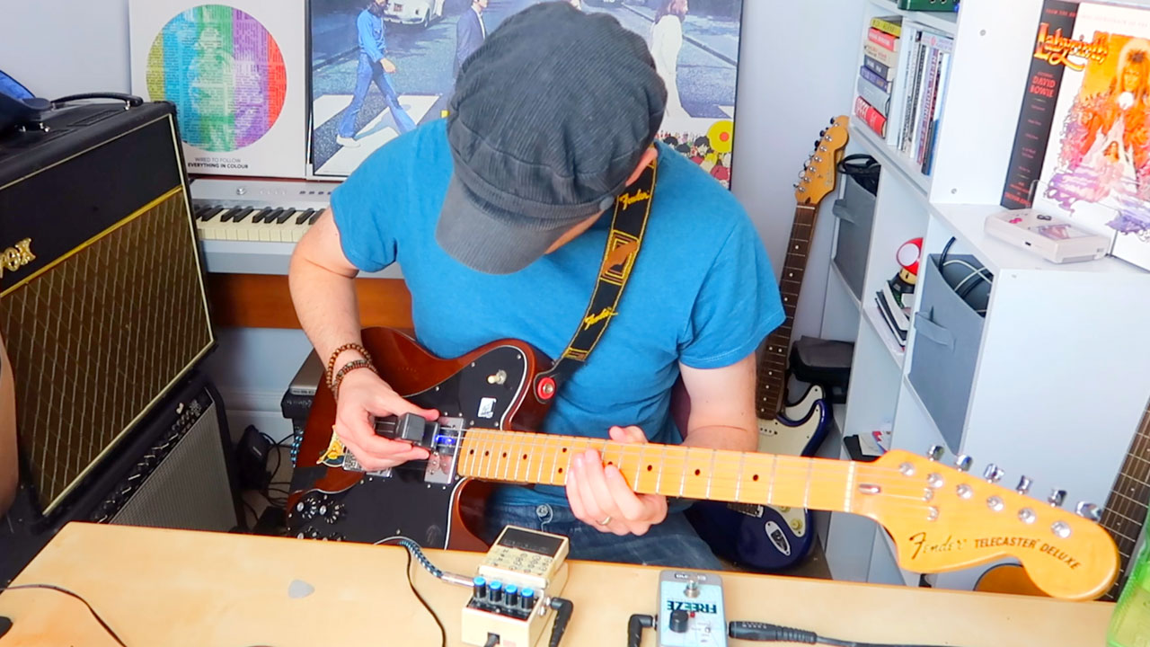 Ambient Guitar Ideas #4 – Save Early, Save Often