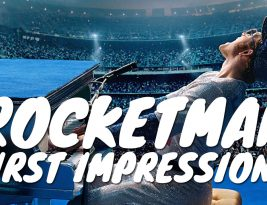 Rocketman – First Impressions/Review
