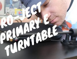 Pro-Ject Primary E Turntable Unboxing & Review