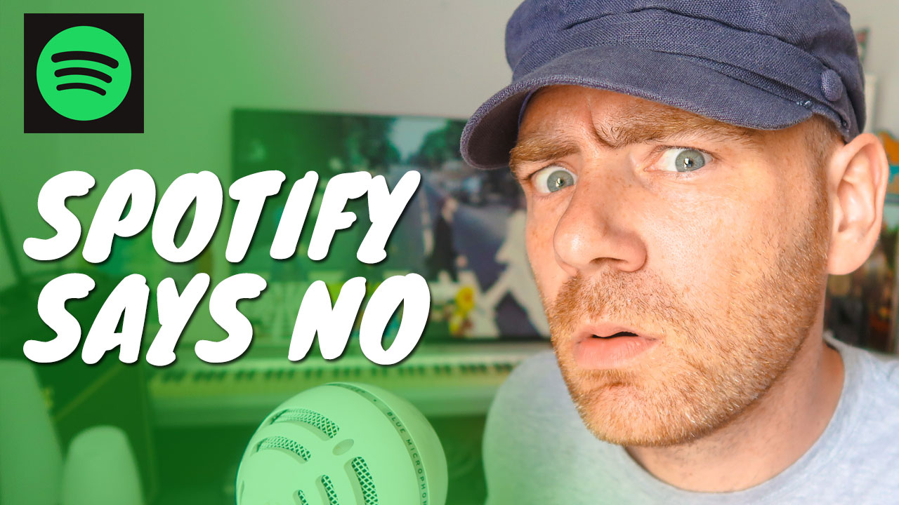 Spotify Decides Not to Allow Direct Uploads