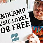 How to use Bandcamp as a Music Label for FREE