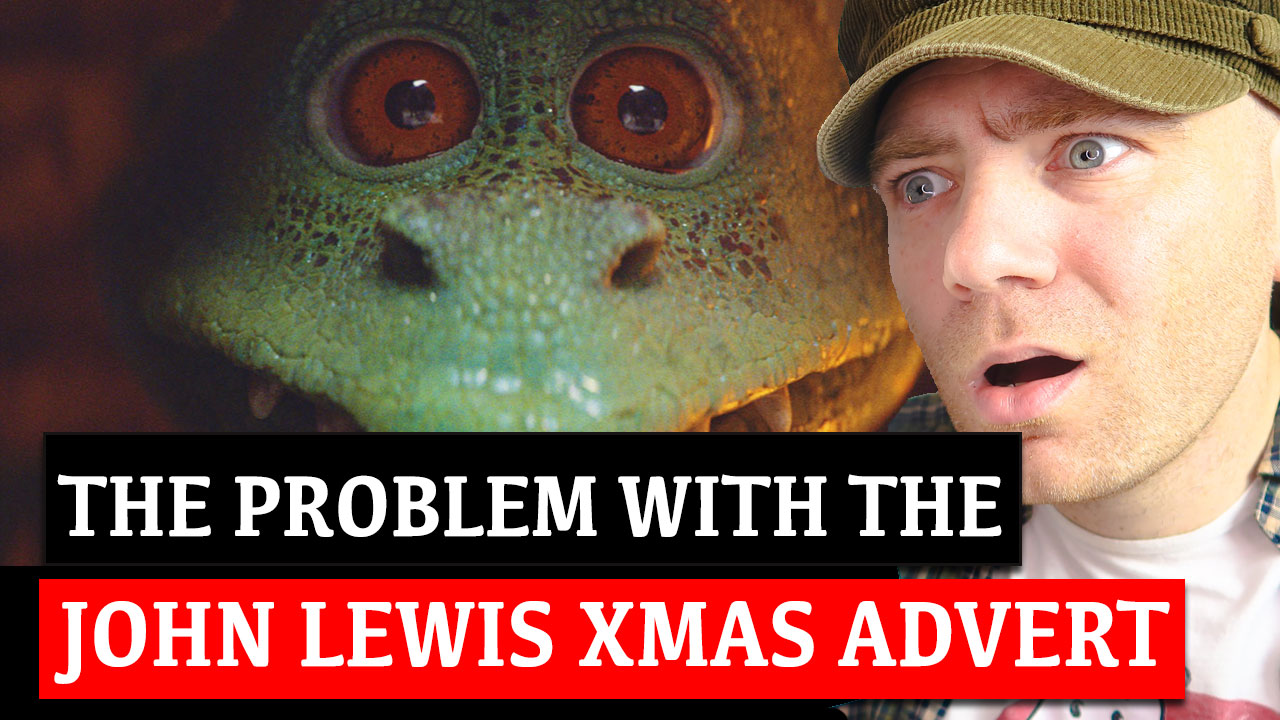 The Problem With the New John Lewis Christmas Advert