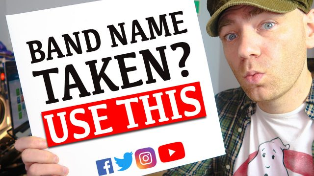 Use this Handy Tool to Check Your Band/Artist Name is available across Social Media
