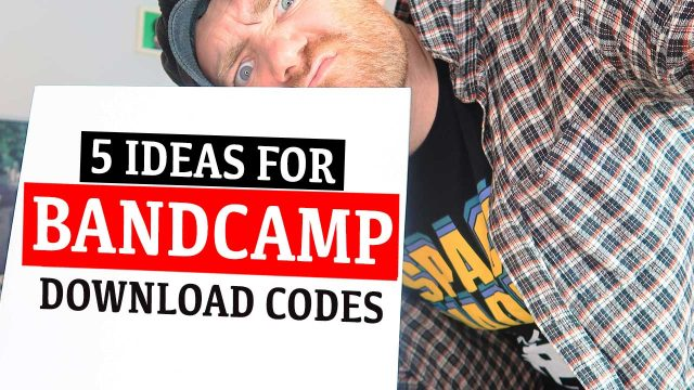5 Things You Can Do with Bandcamp Download Codes (+ How to Create & Redeem Them)