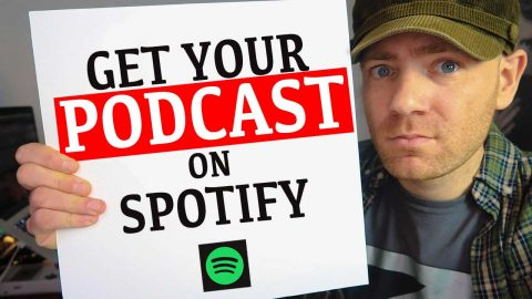How to Start a Music Podcast and Get it on Spotify for Free Now