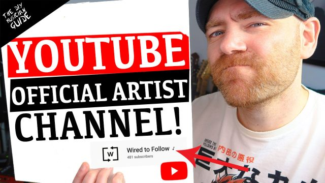 YouTube Official Artist Channel Success – Get Yours! New Profile and Concerts Tabs