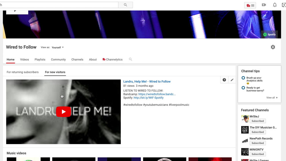 Top Shelf Promotion   YouTube Official Artist Channel