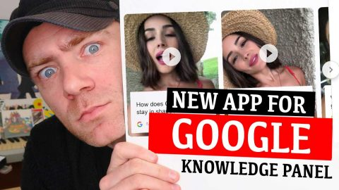 Google's CAMEOS ON GOOGLE App for Knowledge Panel Owners – Get It Now!