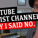 Why I'm Not Converting to an Official YouTube Artist Channel