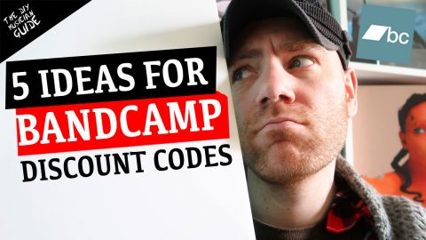 Bandcamp Discount Codes – How to Create & Use Them (5 Ideas)
