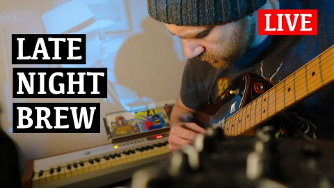 Late Night Brew – AMBIENT/DRONE Feb 01 2020