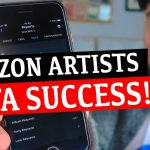 Amazon Music for Artists Beta Success! Let's Check Out the Features