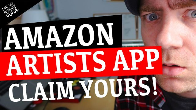 Amazon Music for Artists Account – Claim Your Artist Now!