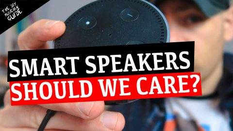 Let's Chat About Smart Speakers