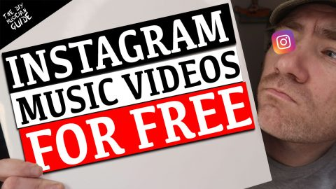 How to make Instagram Music Video Promos for FREE Online
