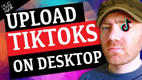 How to Upload TikTok Videos from Your Desktop (Without a Phone)