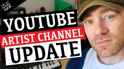 YouTube Artist Channel Update – You Can Now Remove the Autogenerated Rows!