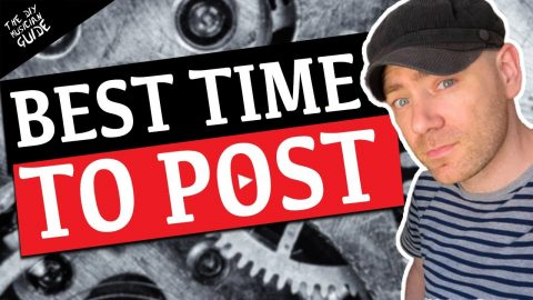 The BEST Time to Post Your Music Video on YouTube
