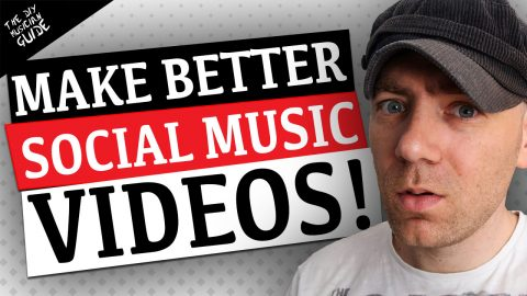 Make Your Music Video Posts STAND OUT on Social Media