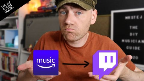 AMAZON MUSIC + TWITCH. A Good Reason to Jump on Amazon Music?