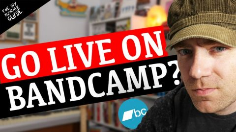 Bandcamp's Live Streaming Video Service?!