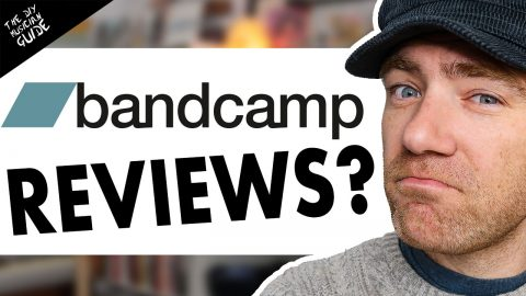 How to Write Reviews on Bandcamp!